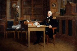 Ritratto di Luigi XVIII (1755-1824)