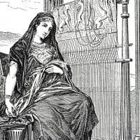 Odissea, Libro XXI: Ulisse tende l'arco