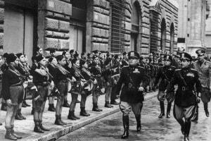 Tesina di terza media sul fascismo