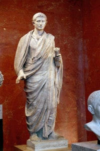 Statua dell'Imperatore Augusto