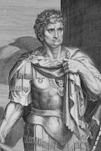 Nerone (37-68). Divenne imperatore di Roma nel 54. Tirannico, dissoluto e stravagante si suicidò per evitare di essere giustiziato