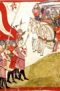 Battaglia di Montaperti tra Guelfi e Ghibellini, il 4 settembre 1260