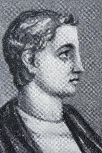 Quintus Horatius Flaccus (65-8 a.C.) . Orazio da giovane