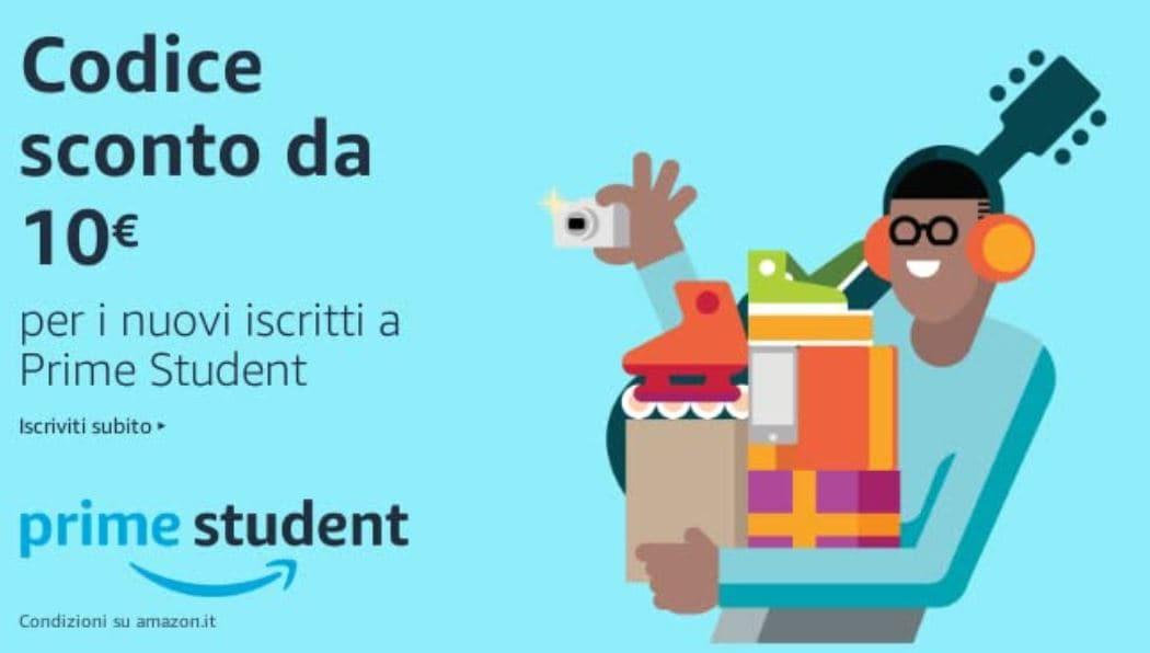 Amazon Prime Student