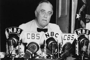 Rossevelt dichiara lo stato di emergenza negli Stati Uniti di fronte alla Seconda guerra mondiale