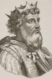 Baduila, noto come Totila. Re degli Ostrogoti