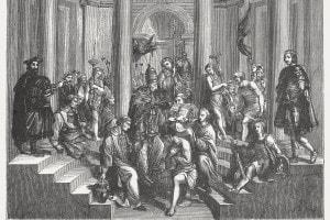 Battesimo di Costantino I
