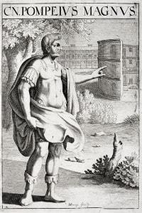 Gneo Pompeo Magno (106 a.C. - 48 a.C.)
