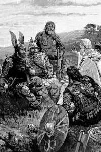 Ulfila spiega i Vangeli ai Goti
