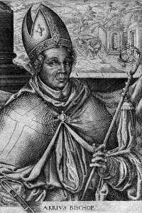 Ario: teologo cristiano