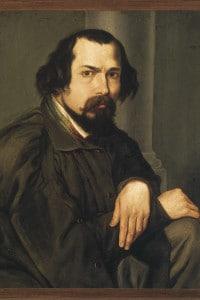 Ritratto di Goffredo Mameli. Girolamo Indundo, Brescia, Museo Civico del Risorgimento