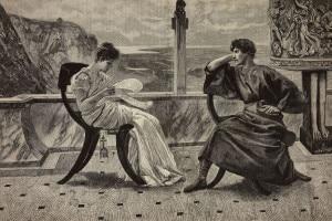 Catullo e Clodia (Lesbia)