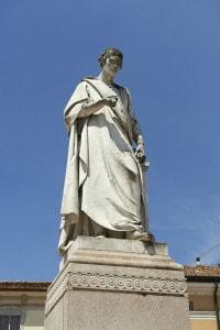 Cornelio Nepote. Ostiglia (Mantova)