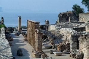 Grotte di Catullo. Villa di Sirmione