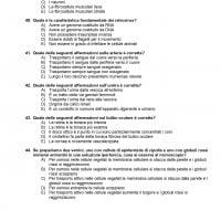 Test Veterinaria 2020: domande di biologia