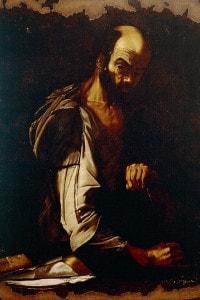 Ritratto di Esopo (620 a.C.-560 a.C. circa) di Luca Girolamo
