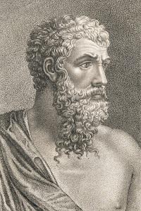 Ritratto di Aristofane