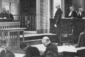 Alfred Dreyfus, prcocesso di Rennes