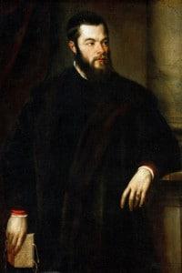 Ritratto di Benedetto Varchi (1503-1565), 1540 circa