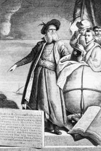 L'esploratore italiano Giovanni Caboto