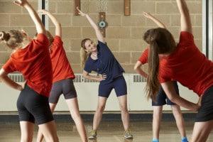 Covid a scuola: come saranno le lezioni di educazione fisica