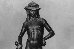 David in bronzo