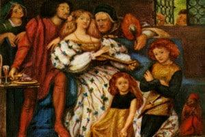 Ritratto della famiglia Borgia