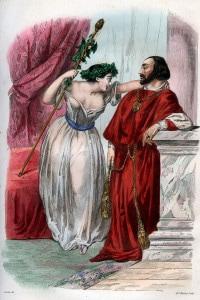 Lucrezia e Cesare Borgia