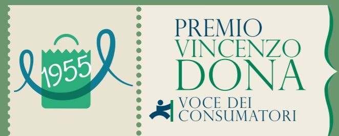 Premio Vincenzo Dona 2020
