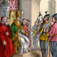 Bonifacio VIII e Filippo il Bello