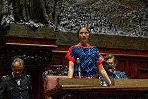 Anna Foglietta nella docu fiction rai su Nilde Iotti