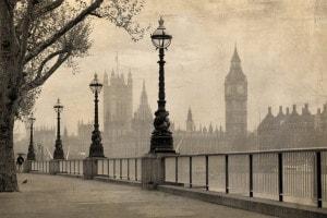 Enola Holmes è ambientato alla fine dell'800 a Londra