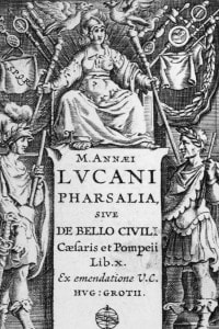 Pharsalia di Lucano