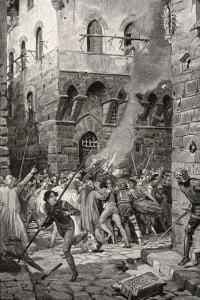 Rivolta dei Ciompi a Firenze