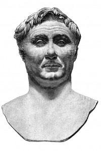 Ritratto di Sesto Pompeo Magno (65-35 d.C.)