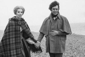 """Un'immagine dallo sceneggiato del 1969 """"David Copperfield"""""""