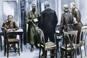 Abdicazione di Nicola II di Russia, 15 marzo 1917