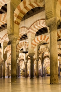 Grande Moschea di Cordova, Spagna