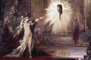 L'apparizione (1874) di Gustave Moreau