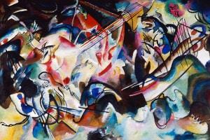 Composizione VI di Kandinskij
