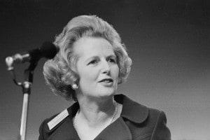 Margaret Thatcher, la Lady di ferro che fu Ministro britannico tra il '79 e il '90