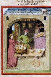 Forno medievale