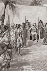 Processo davanti ad Hammurabi
