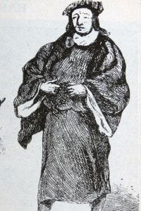 Un frate medievale