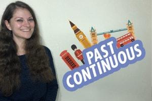 Past Continuous in inglese: spiegazione semplice con Ornella Barberio