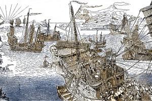 La nave di Marco Polo