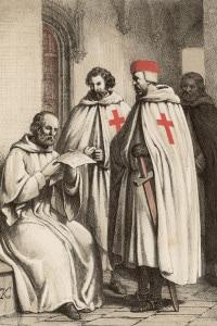 Cavalieri Templari, 1150