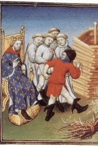 La fine dei Templari con Filippo IV il Bello