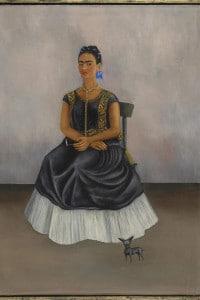 Io e il cane Itzcuintli di Frida Kahlo