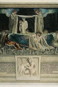 Dedica a Cangrande della Scala. Illustrazione di Franz Von Bayros
